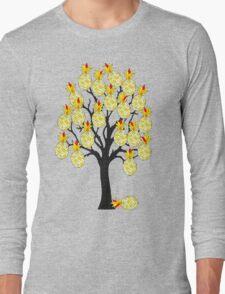 A Pineapple Tree Long Sleeve T-Shirt