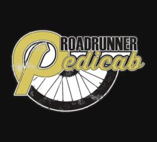 Roadrunner Pedicab - In Grunge Yellow by RoadrunnerCab