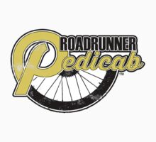 Roadrunner Pedicab - In Grunge Yellow Kids Clothes