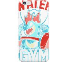 Pokemon - Water Gym iPhone Case/Skin