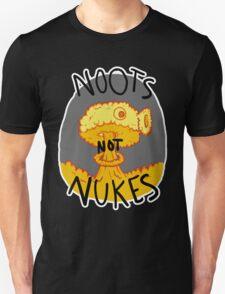 Noots Not Nukes Unisex T-Shirt