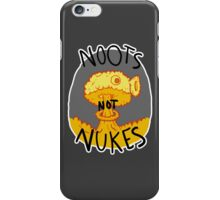Noots Not Nukes iPhone Case/Skin