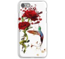 Lovely - Splatter iPhone Case/Skin