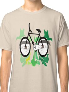 Abstract Face 2 Classic T-Shirt