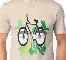 Abstract Face 2 Unisex T-Shirt