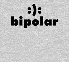 Bipolar Emoticon Unisex T-Shirt
