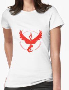 Pokemon Go - Team Valor! Womens Fitted T-Shirt