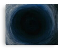 An Abyss Between  Canvas Print