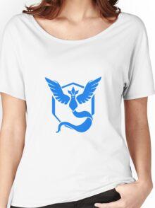 Pokemon Go - Team Mystic! Women's Relaxed Fit T-Shirt