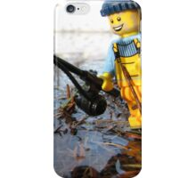 Some Fishing Action iPhone Case/Skin