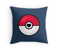 Poke-love Throw Pillow