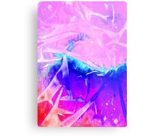 Aurora 3 - Ultraviolet Metal Print