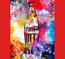 Coca-Cola Painted Unisex T-Shirt