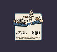 Aurora Karate Men 70s Toy Ad Unisex T-Shirt
