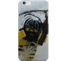 Trapped in Ice iPhone Case/Skin