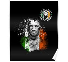 notorious connor mcgregor Poster