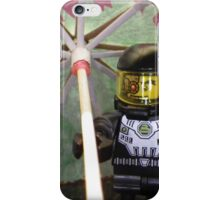 Cyborgs Need Vacations Too iPhone Case/Skin