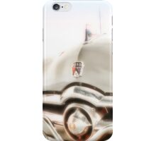 Fifties Classic Rag Top  iPhone Case/Skin