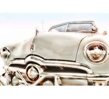 Fifties Classic Rag Top  Photographic Print