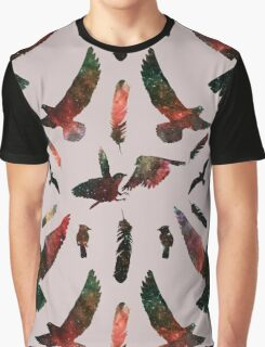 Soaring Birds - Variant 4 Graphic T-Shirt
