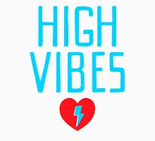 High vibes heart and lightning Classic T-Shirt