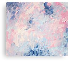 Pastel Chic Canvas Print