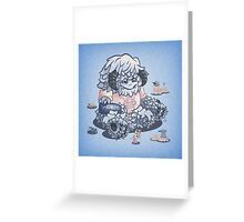 The Sick Day Greeting Card