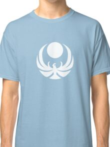 The Nightingales Symbol - simple white Classic T-Shirt