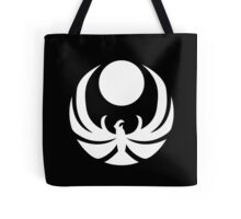 The Nightingales Symbol - simple white Tote Bag