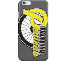 Roadrunner Pedicab - Clean Logo iPhone Case/Skin