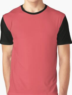 Cayenne Pepper (Red) Color Graphic T-Shirt