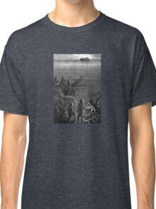 Bottom of the Sea – Under the Waves (Ballantyne, Robert Michael) Classic T-Shirt