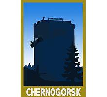 Chernogorsk (DayZ) Photographic Print