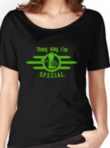 Fallout - They Say I'm Special! Women's Relaxed Fit T-Shirt