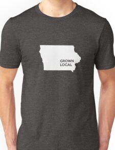 Iowa Grown Local IA Unisex T-Shirt