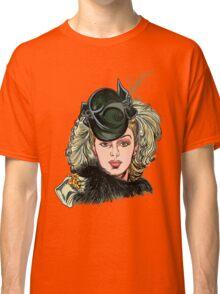 Retro woman Classic T-Shirt