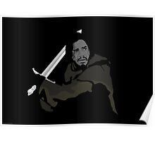 Jon Snow - Caleb Carter Poster