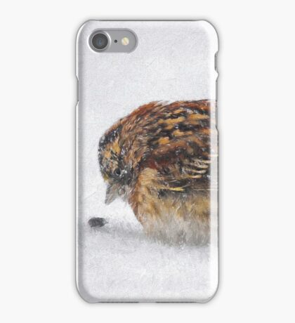 And These Thy Gifts iPhone Case/Skin