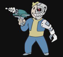 Vault boy Robo by Navassa
