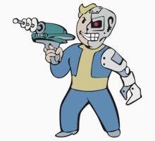 Vault boy Robo Kids Clothes