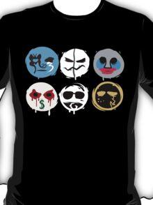 Holywood Undead Mask T-Shirt