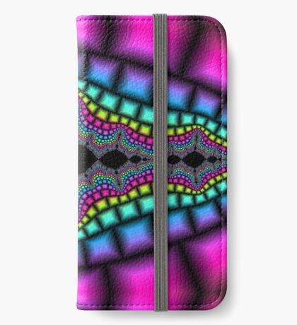 Psychedelic and Trippy iPhone Wallet/Case/Skin