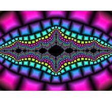 Psychedelic and Trippy Photographic Print