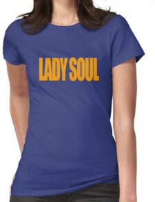 Lady Soul Womens Fitted T-Shirt