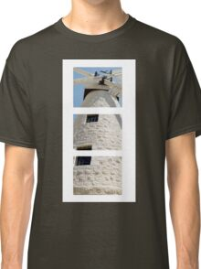 Old Windmill - 3 Part Collage Classic T-Shirt