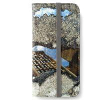 Asphalt Windows iPhone Wallet/Case/Skin