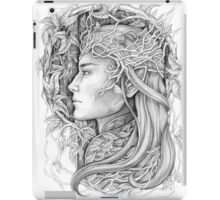 King of elven realm iPad Case/Skin