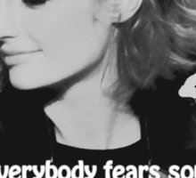 STANA KATIC, QUOTE Sticker