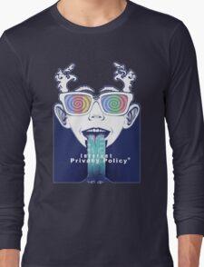Oxymoron XRay Spectrum Long Sleeve T-Shirt