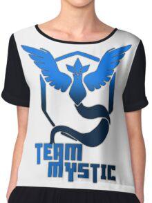 Team Mystic! - Pokemon Chiffon Top